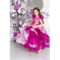 Пышное и воздушное платье Валенсия