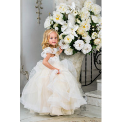 Платье «пион»